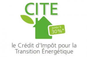 cite credit impot renovation transition energetique