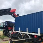 container menuiseries le havre