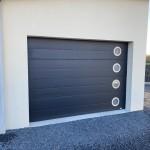 porte de garage 76